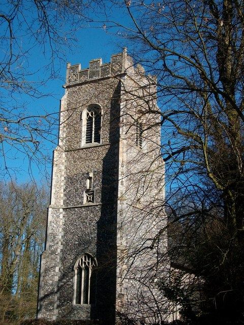 St Andrew's Church North Burlingham