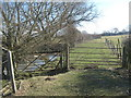 TQ8929 : Double gates on the Rother Levels by David Anstiss