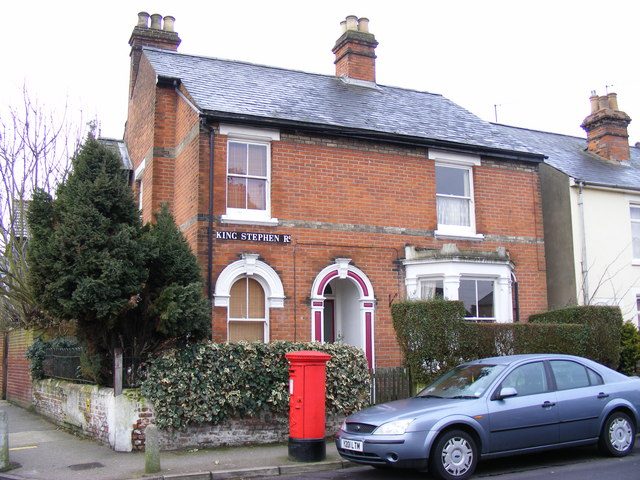 Detached house in King Stephen Road Colchester