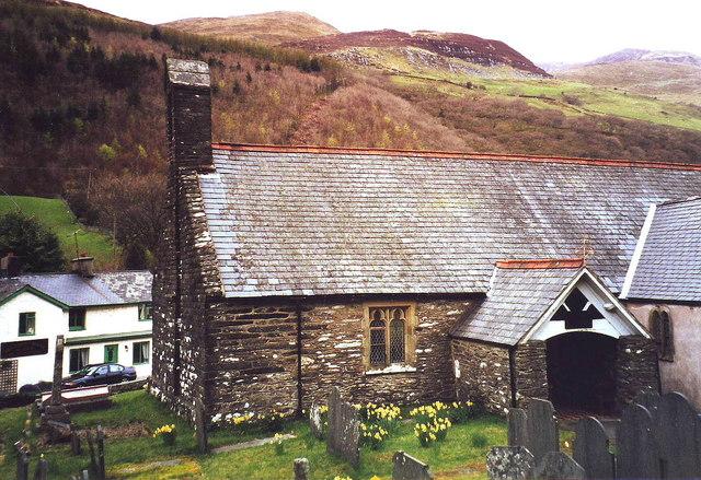 St. Mary's, Tal-y-llyn, Gwynedd