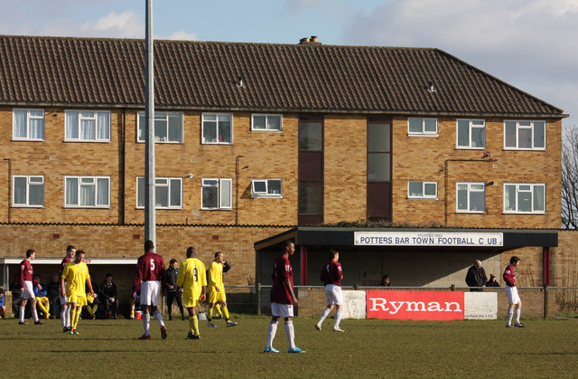 Potters Bar Town Football Club
