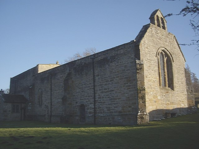 Church of St Mary, Wycliffe