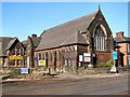 SD8007 : Blackford Bridge United Reformed Church by David Dixon