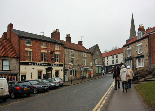 Market Place, Pickering