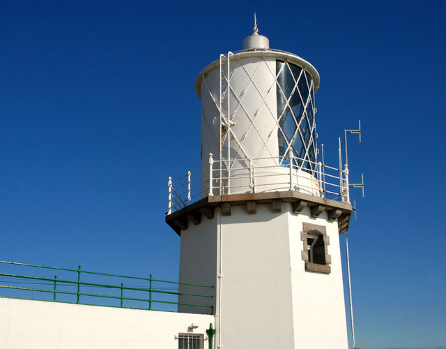 The Blackhead lighthouse, Whitehead