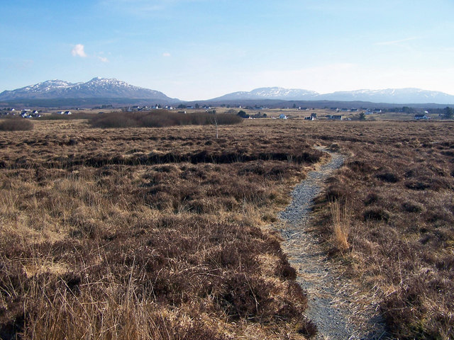 Path to Lower Breakish