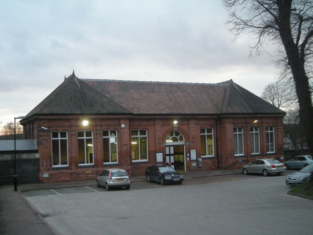 Sutton Coldfield Station