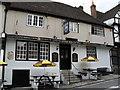 SU8821 : The Swan Inn by Basher Eyre