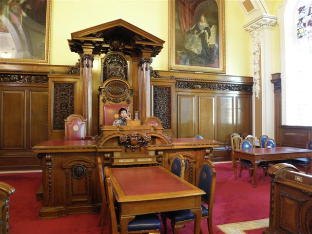 The Council Chamber Belfast City Hall 169 Kenneth Allen Cc