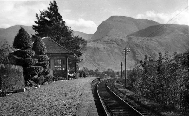Banavie Station