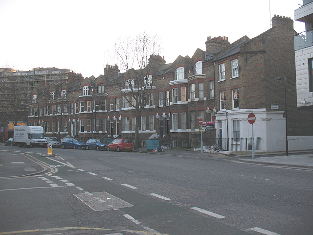 Belvedere Buildings, Southwark Bridge Road