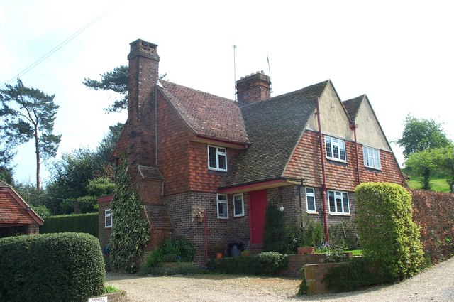 Truggers Cottages, Chiddingstone Hoath