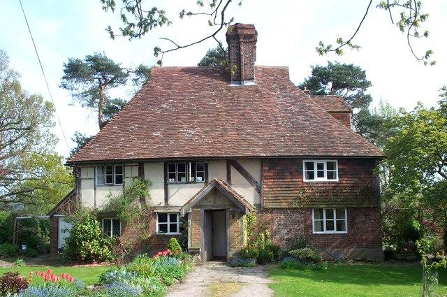 Oakenden Farmhouse, Chiddingstone Hoath