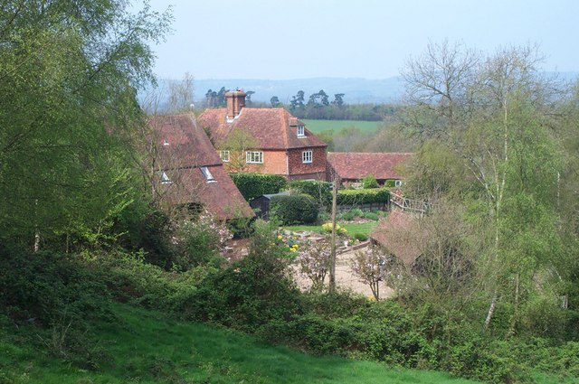 Truggers Farm, Chiddingstone Hoath