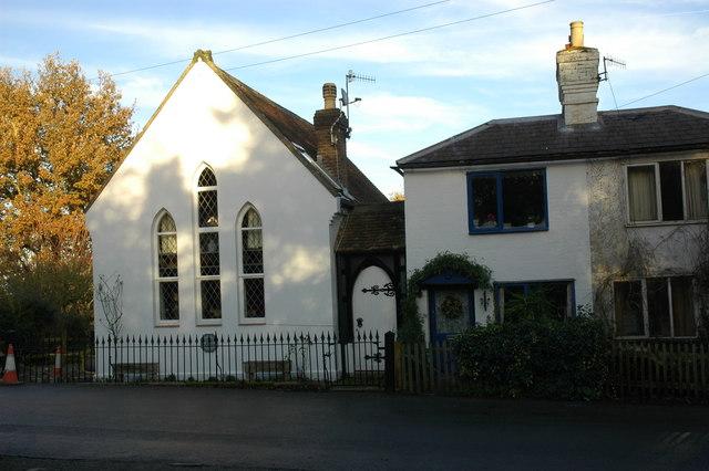 Former Chapel, Smart's Hill, Penshurst