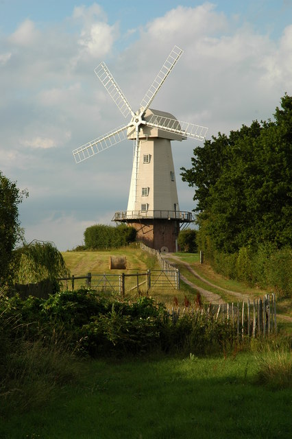 Five sweep windmill, Sandhurst