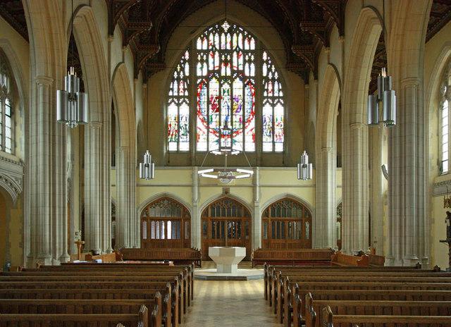 Abbaye d'Ealing — Wikipédia
