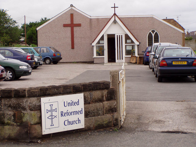 United Reformed Church, Tynewydd Road