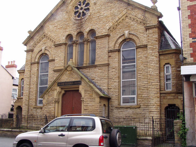 Islamic Cultural Centre (previously Welsh Baptist Church)