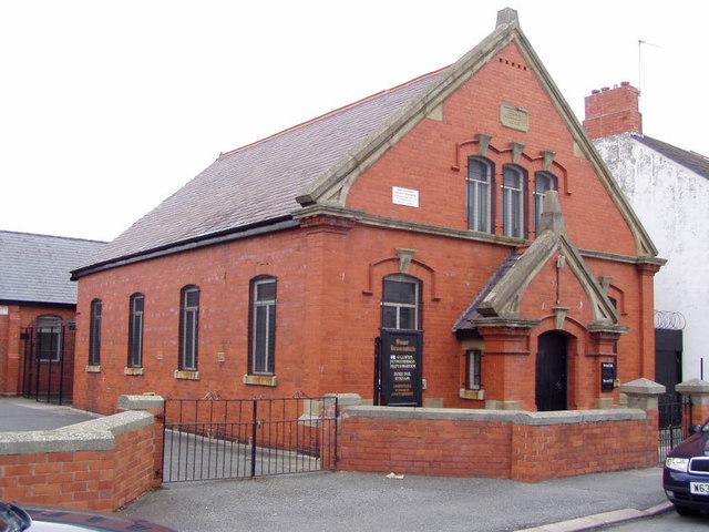 Soar Brunswick Welsh Methodist Chapel
