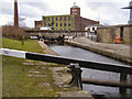 SD9012 : Rochdale Canal by David Dixon
