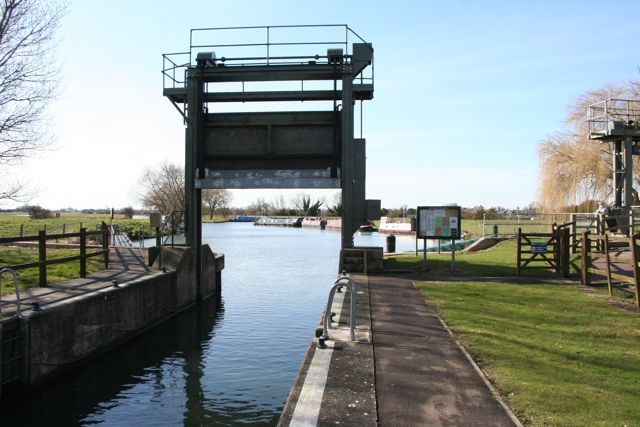 Bottisham Locks