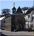 SX1083 : Camelford Town Hall by Tony Atkin