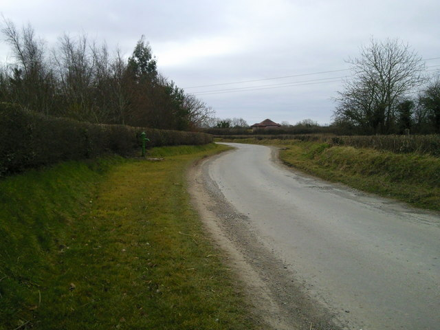 Country Road and Pump, Co Meath