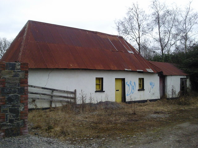 Cottage, Macetown, Co Meath