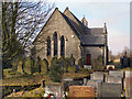SD8212 : Parish Church of St John the Baptist, Bircle by David Dixon