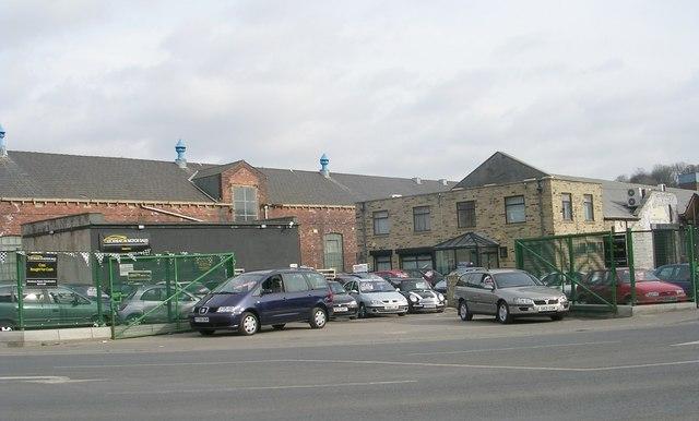 Cleckheaton Motor Sales - Bradford Road