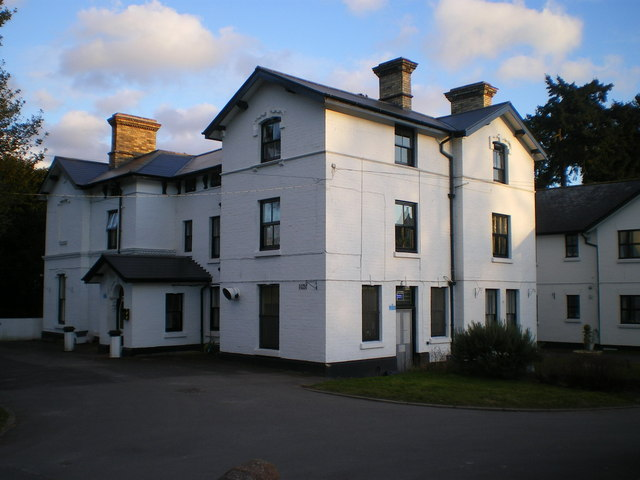 Danesford Grange Care Home © Richard Law :: Geograph ...