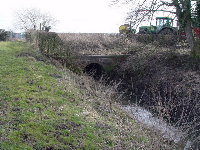 Small Bridge Near Stanley Farm