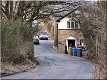 SD7612 : Harwood Road by David Dixon