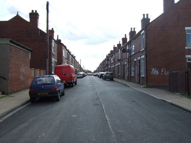 Smawthorne Avenue, Castleford
