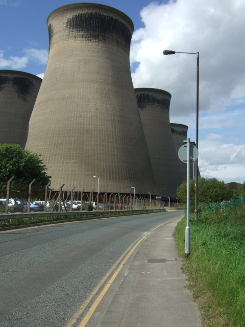 Cooling Towers of Ferrybridge B