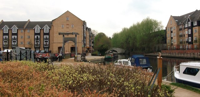 Apsley Lock nr Hemel Hempstead