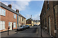 TL5380 : Silver Street, Ely by Peter Church