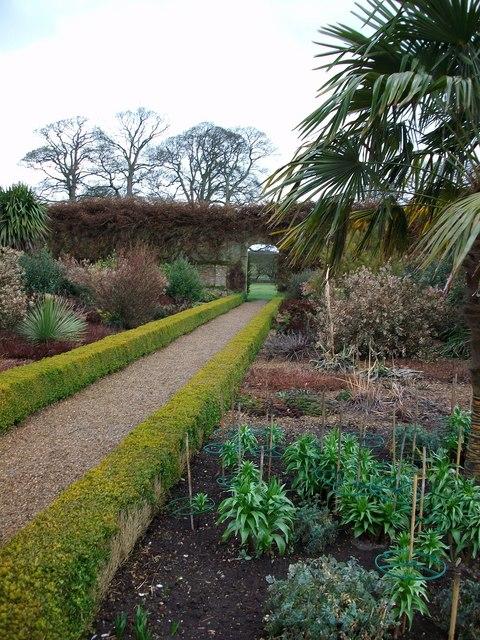 Archway, Walled Garden, Felbrigg hall
