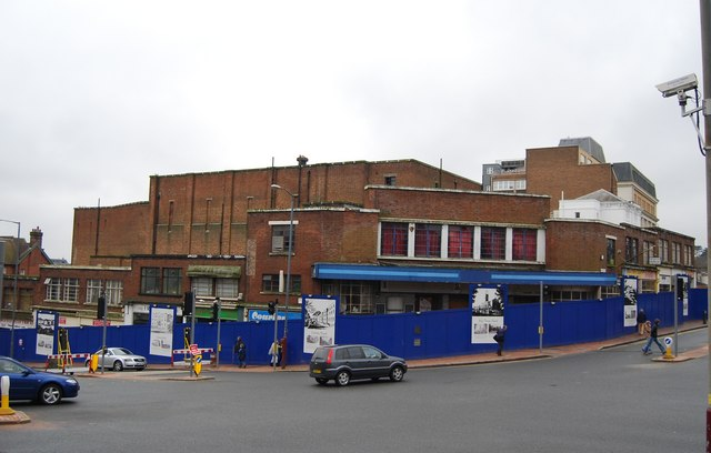 The Old Odeon Cinema