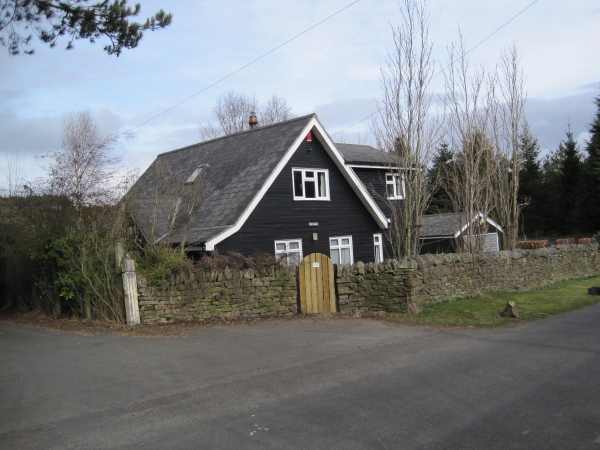 The Lodge, North Road, Wooley