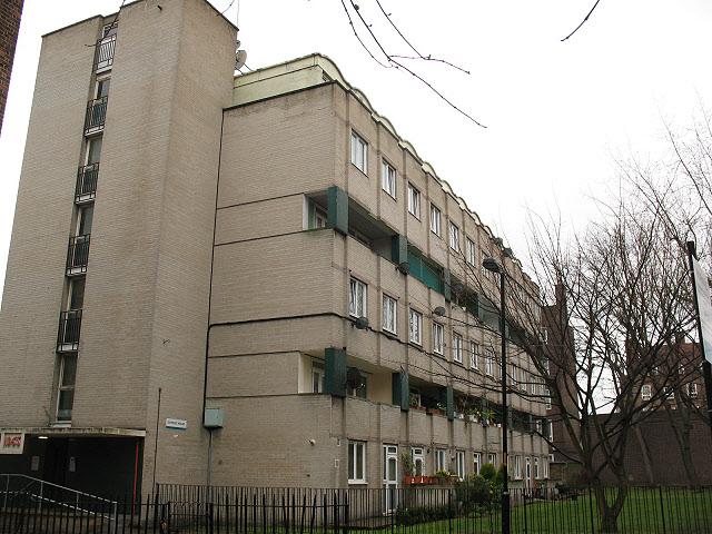 Dorking House, Pardoner Street, Southwark