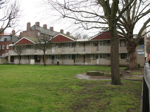 Tatsfield House, Pardoner Street