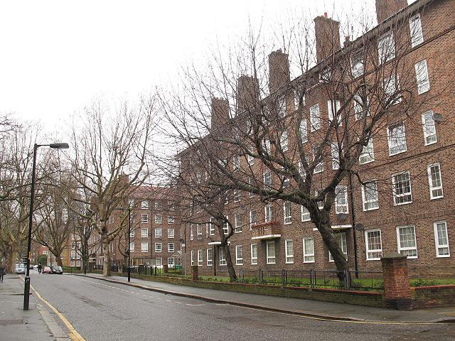 Manciple Street, Southwark