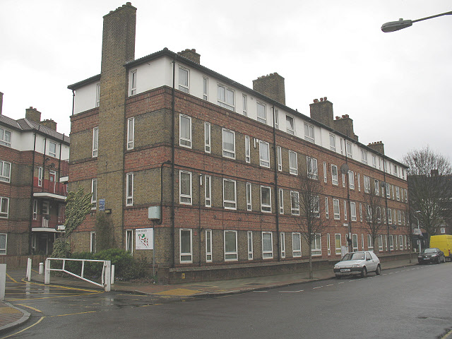 Weston Street, Elim Estate