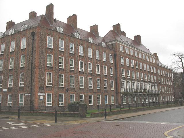 Pilgrim House, Tabard Street