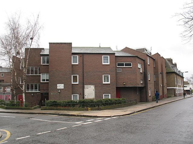 Haddonhall Estate, Potier Street