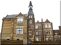 TQ3279 : Former school on Hunter Close (2) by Stephen Craven
