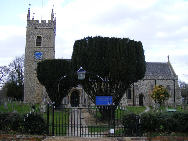 St Leonard's Church, Horringer