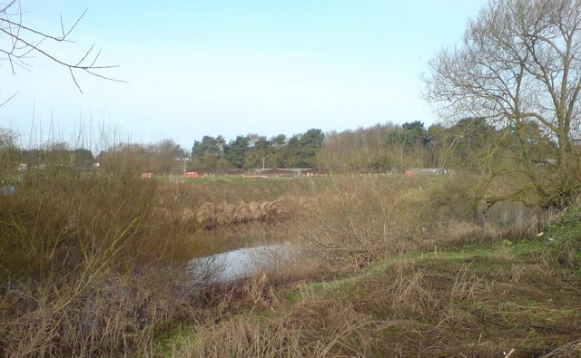 New river crossing site